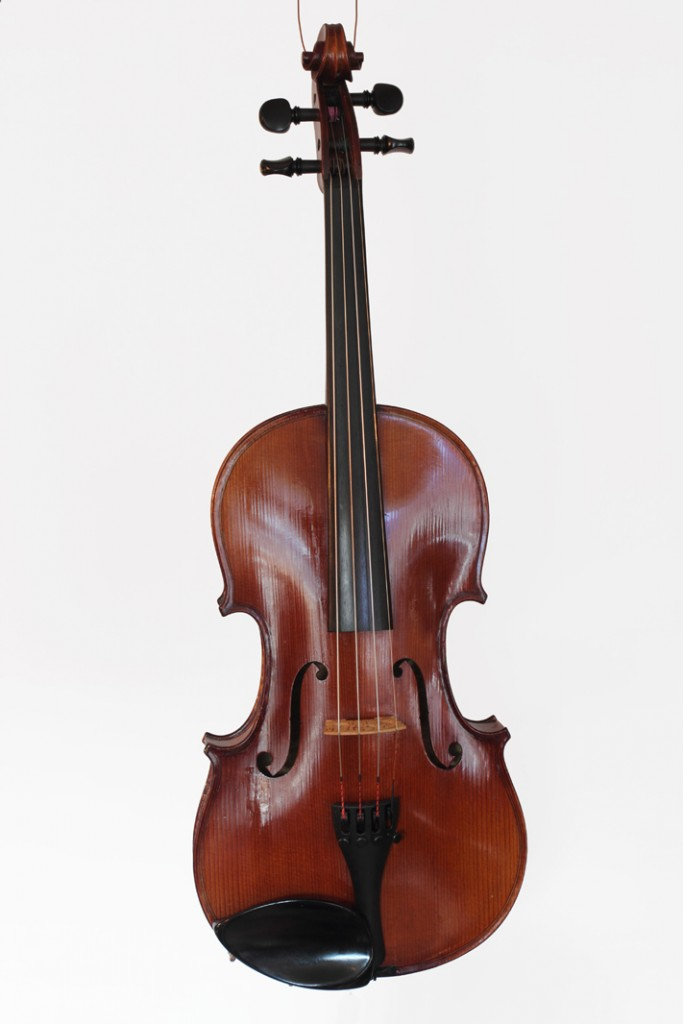 French Violin c.1890