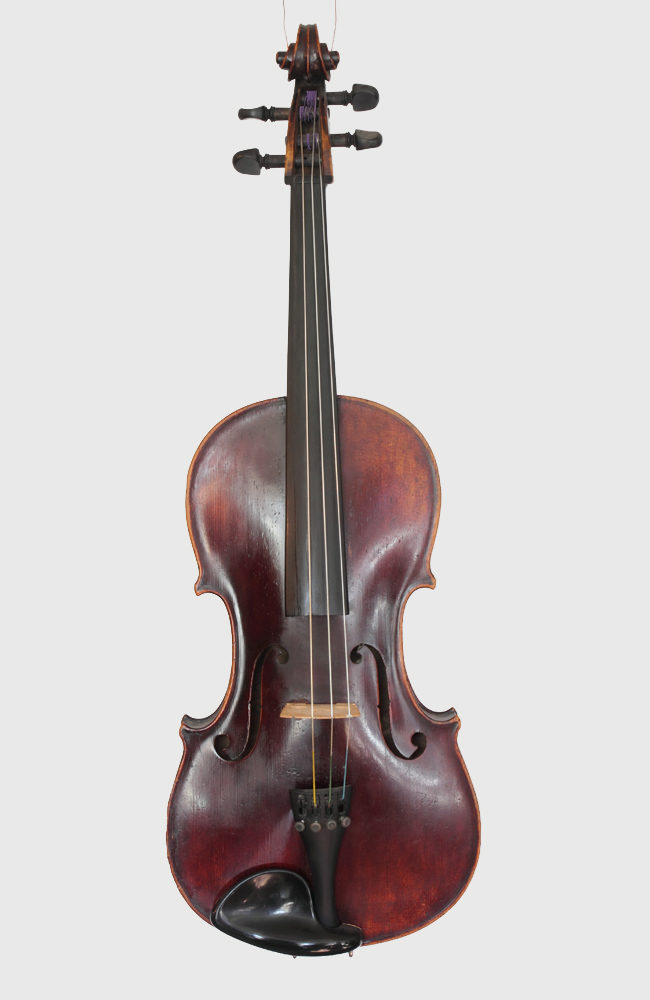 German viola 15″ c. 1889