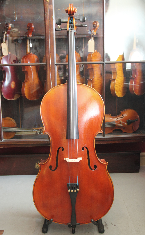 New Chinese Cello
