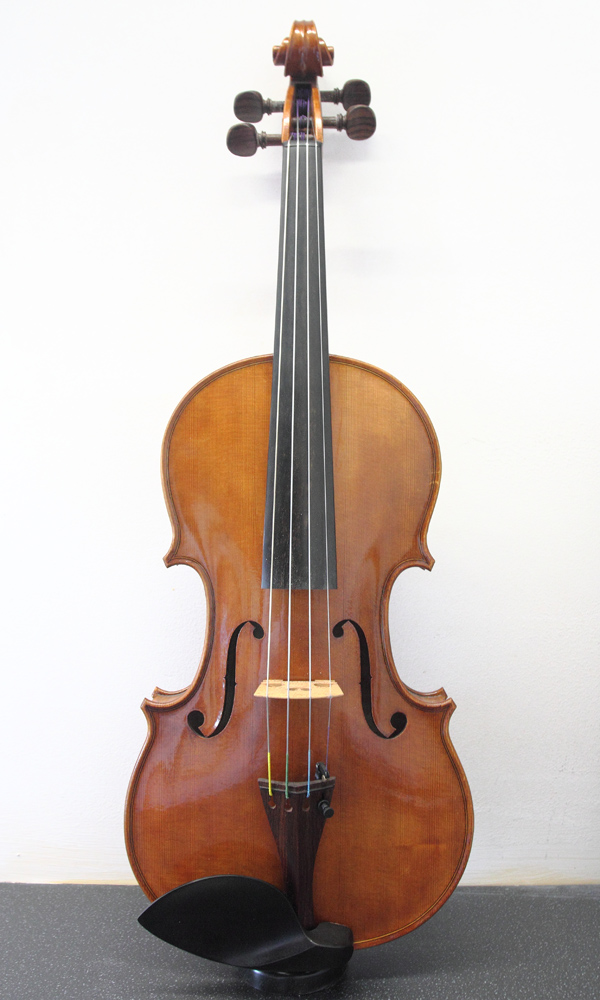 Robert Adams violin, c. 2013