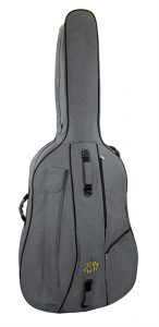 grey bass bag