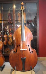 double bass viennese
