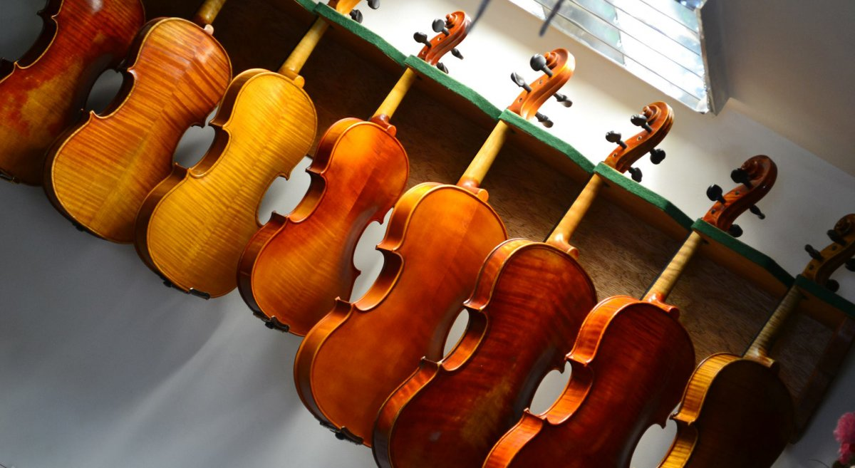 What to look for when buying a cello, violin or double bass